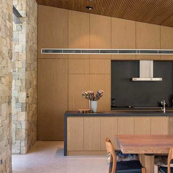 Designer Lining double profile - Spotted Gum