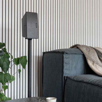 Acoustic Panels - 26x26mm square profile - White