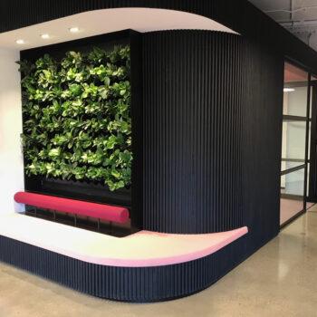 Corner - Round Acoustic Panel